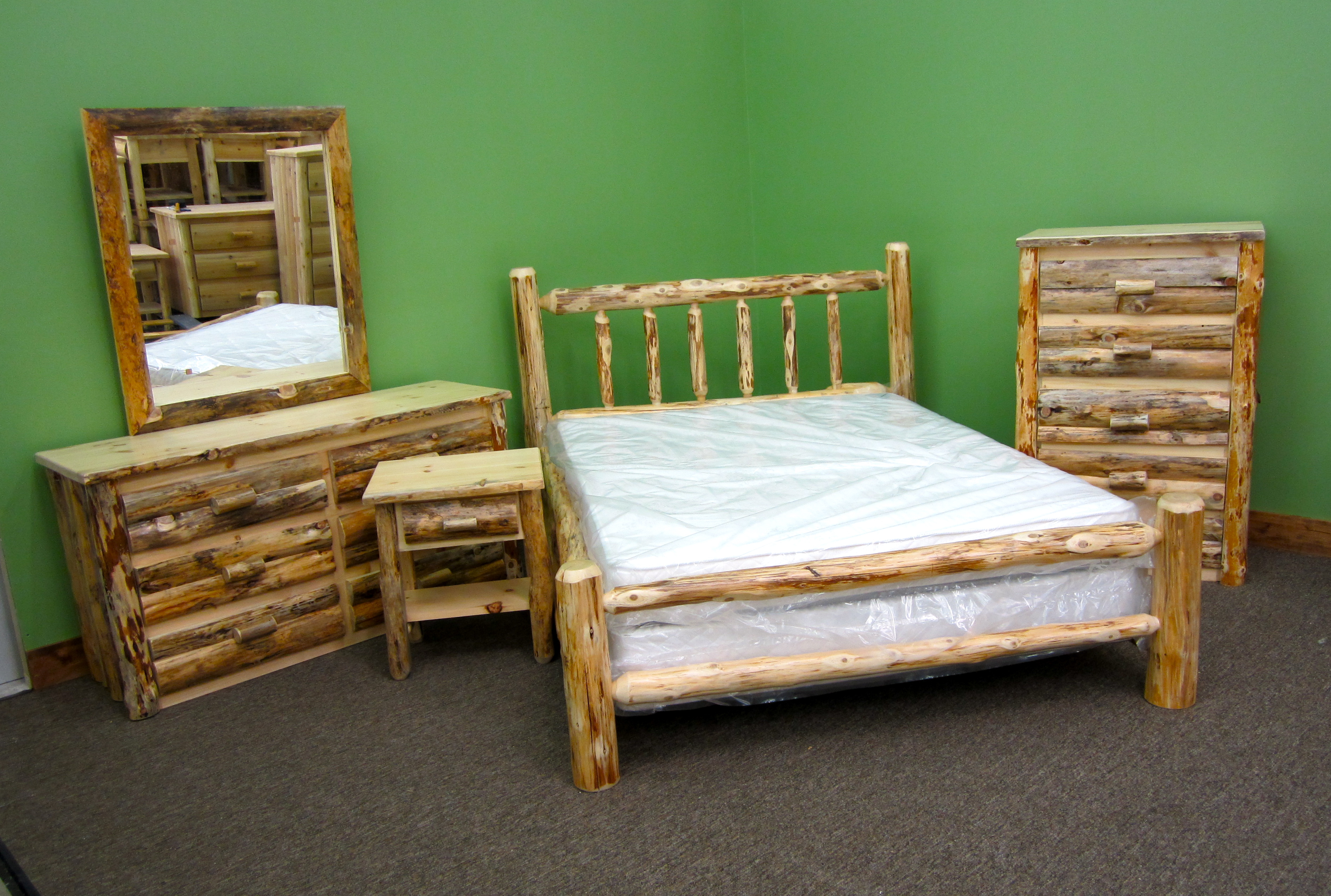 Rustic Furniture Set