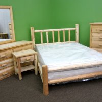 northern white cedar furniture set