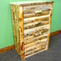 5 Drawer Log Dresser