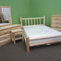 northern white cedar furniture set