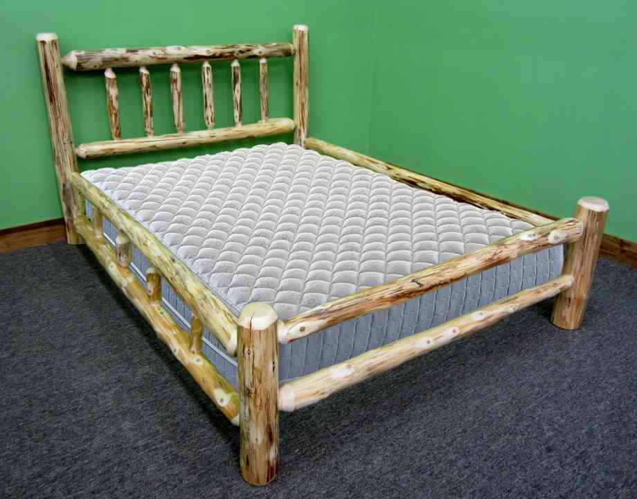 Midwest Log Furniture | And Beds